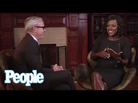 Viola Davis Shares Incredibly Sweet Story Of How She Met Her Husband | People