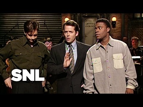 Matthew Broderick Monologue - Saturday Night Live