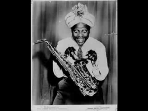 LOUIS JORDAN Ain't Nobody Here But Us Chickens (1956)