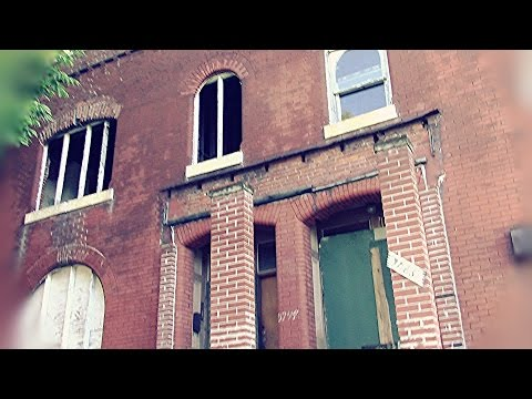 Thumbnail: Abandoned 2 Family 1800's Home in ghetto North Saint Louis, Creepy Horror Scary