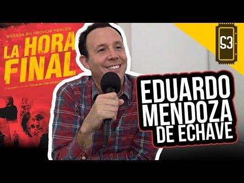 EDUARDO MENDOZA Y LO COMPLICADO QUE FUE REALIZAR LA HORA FINAL→ SALATRES