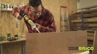 Construire un établi en bois