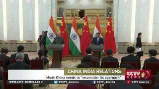 Min Ye of Boston Univ. discusses the India-China relationship