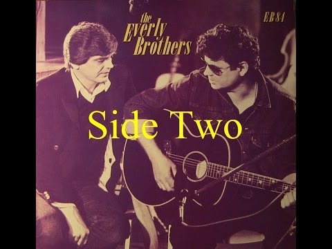 """1984"" ""EB 84"", The Everly Brothers (Side 2) (Mint Vinyl L.P.)"