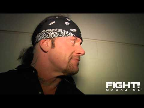 The Undertaker: I Might Try to Manage a Few Fighters