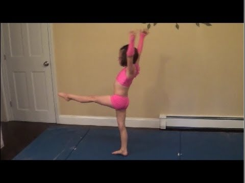 Cup Song Gymnastics Routine - 2nd Grade Talent Show from YouTube · Duration:  3 minutes 16 seconds