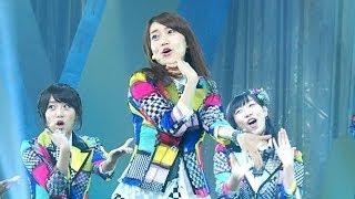 大島優子、サプライズでAKB