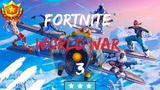 Fortnite World War 3 New Season 7! (Battle Royale)