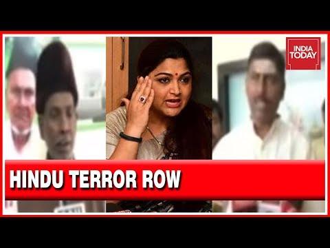 Kamal Haasan's Remark Has Triggered A Massive Political Storm; Khusboo Defends Kamal