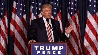 Trump calls for military spending increase