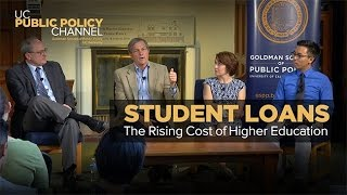 Student Loans & the Rising Cost of Higher Education