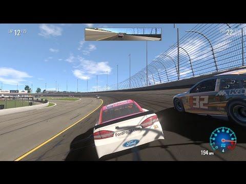 NASCAR Heat Evolution: Atlanta! Championship Season: Race 2/36