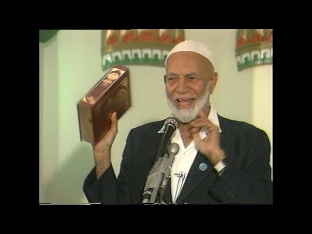 IPCI - Masjid-Un-Noor†Malaysia Lecture tour Ref:76