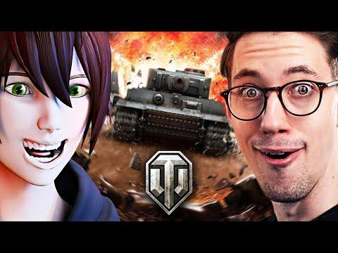Ich carry GermanLetsPlay zum Sieg   World Of Tanks