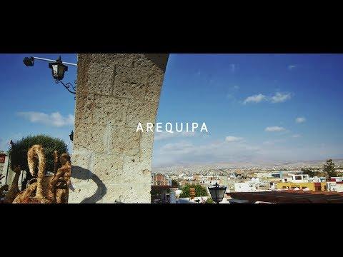 Arequipa - Peru Timelapse