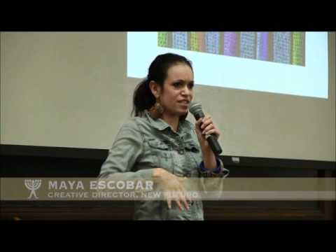"Maya Escobar - A ""Half Jewish"" Life"