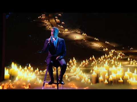 Jahmene Douglas sings John Lennon's Imagine - Live Week 1 - The X Factor UK 2012