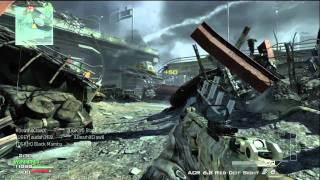 MW3 EPIC FREE FOR ALL COMEBACK!!