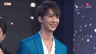Park Jung Min xuất hiện cùng Trấn Thành và Hari Won trên Gameshow Việt Nam  | Giọng Ca Bí Ẩn Tập 16