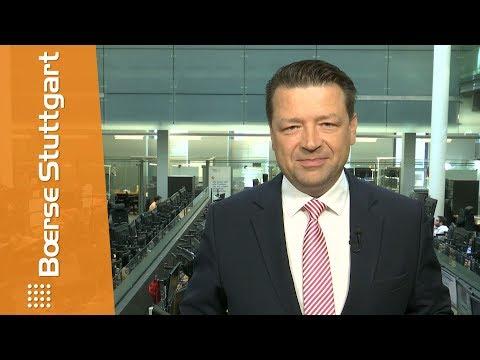 DAX im Minus - SAP nach Zahlen leichter | Börse Stuttgart | Aktien