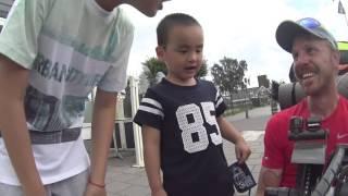 BelarusAlien 44 день. Китайские дети