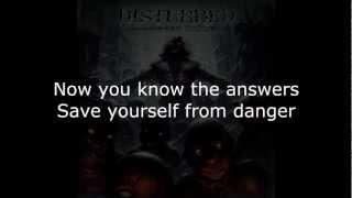 Disturbed - This Moment Lyrics (HD)