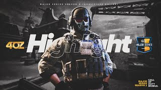 GAME HIGHLIGHT | CODM TEAM FOURZEROZONE ONLINE QUALIFIER MAJOR SERIES S2