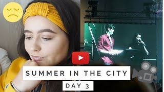 SUMMER IN THE CITY DAY 3 | Awards Ceremony & A Lil Disappointed :(
