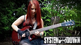 SYSTEM OF A DOWN - Hypnotize [GUITAR COVER] [INSTRUMENTAL COVER] by Jassy J & WhiteSlash