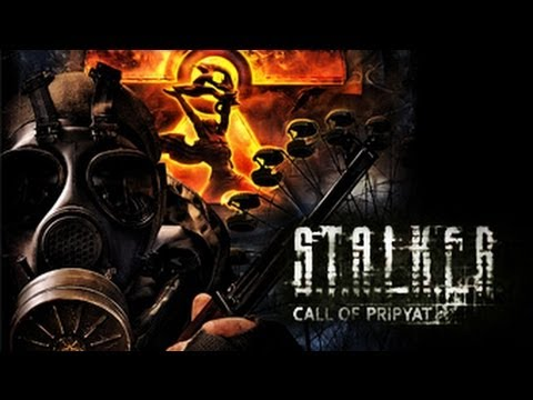 S.T.A.L.K.E.R.: Call of Pripyat - Part 9 / Concrete Bath Anomaly, Stingray Squad, helicopter crash