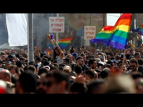 Tel Aviv Gay Pride Week Accused Of