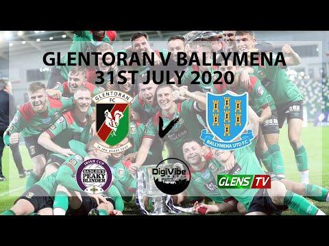 Glentoran Ballymena Goals And Highlights
