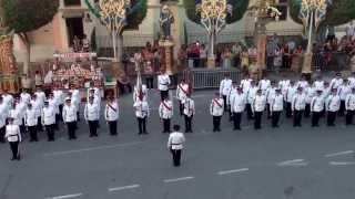 Senglea, Malta. 7th September, Malta Armed Force Parade.