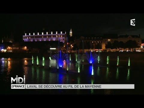 SUIVEZ LE GUIDE : Laval se découvre au fil de la Mayenne