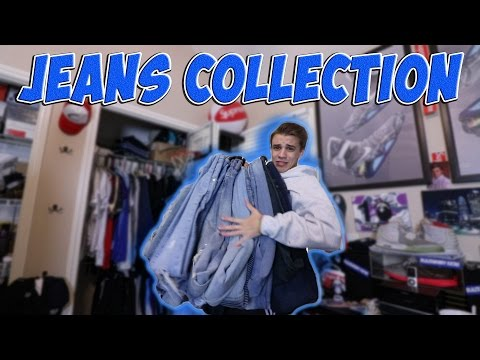 MY JEANS COLLECTION!! (WHERE I BUY MY JEANS!!)