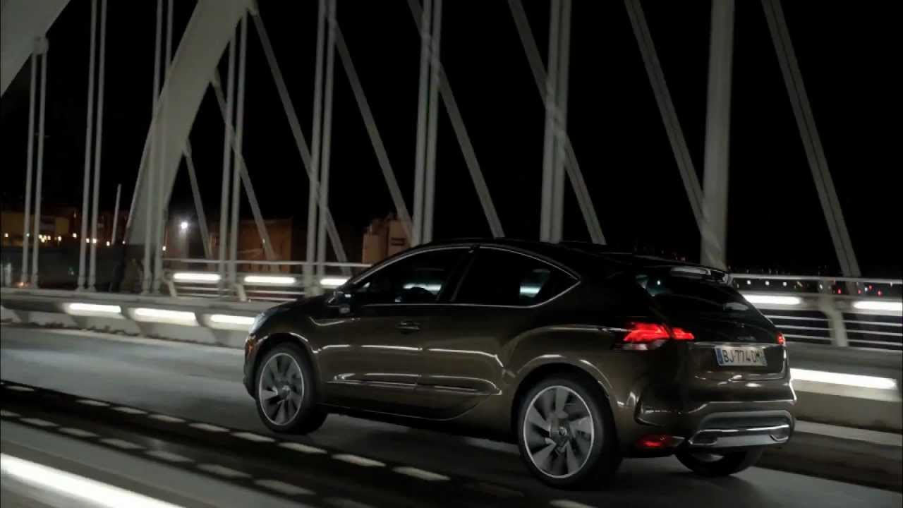 Citroen DS4 Impressionen Night & Interieur [1080p] - YouTube