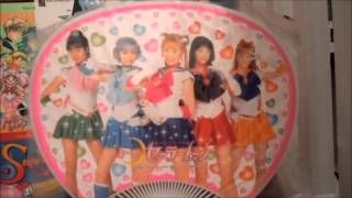 Sailor Moon Stuff I Bought On Yahoo Japan Auctions (June 2013)