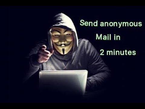 how to send anonymous mail/ आप कैसे किसी को भी  मेल कर सकते है बिना अपनी पहचान बताये |
