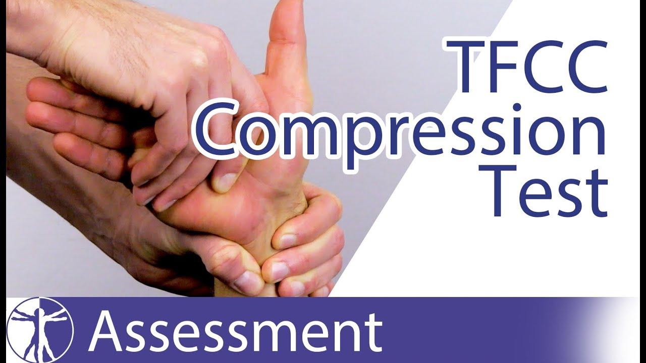 Tfcc Compression Test Triangular Fibrocartilage Complex Lesions