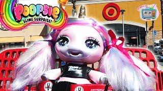 Oopsie Starlight Goes Toy Hunting Poopsie Slime Surprise Unicorn