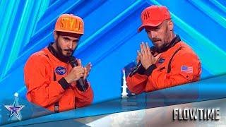 CANELONES PA' COMER… ¡El ÉXITO que no dejarás de cantar! | Audiciones 1 | Got Talent España 5 (2019)