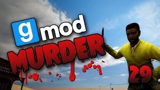Loving Murders & Jail Cells (Gmod Murder #29)