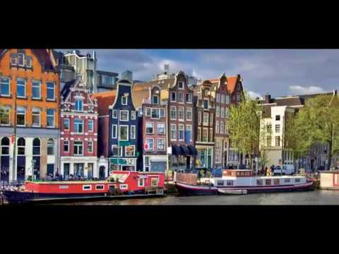 VISIT AMSTERDAM, THE NETHERLANDS||Amsterdam Vacation Travel Guide||