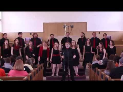 """Vocaholics - """"Can't Hold Us"""" (A Cappella)"""