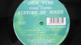 Unda-Vybe - History Of House Music (Twyce As Nyce History Of Bass Mix) - (oldskool speed garage)