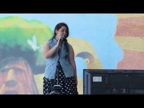 Yasmina Rodríguez Karaoke #TLPSummerCon 2013 Tenerife