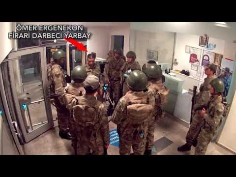 Türk Telekom'u İşgal Eden Darbeci Askerlerin Yeni Görüntüleri Ortaya Çıktı