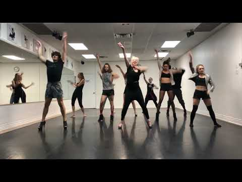 Diva Style Drop-in Choreography Lynsey Billing