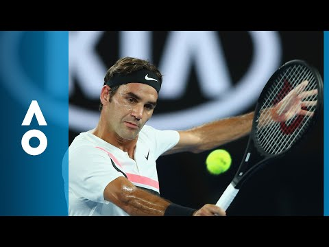 Jan-Lennard Struff v Roger Federer match highlights (2R) | Australian Open 2018