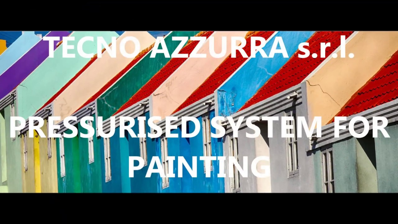 PRESSURISED SYSTEM FOR PAINTING - YouTube